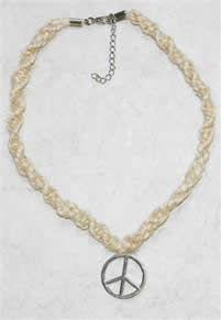 hemp necklace
